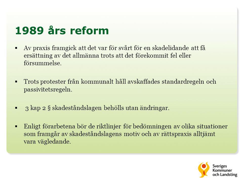 1989 års reform
