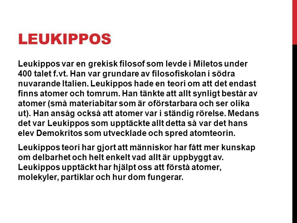 Leukippos
