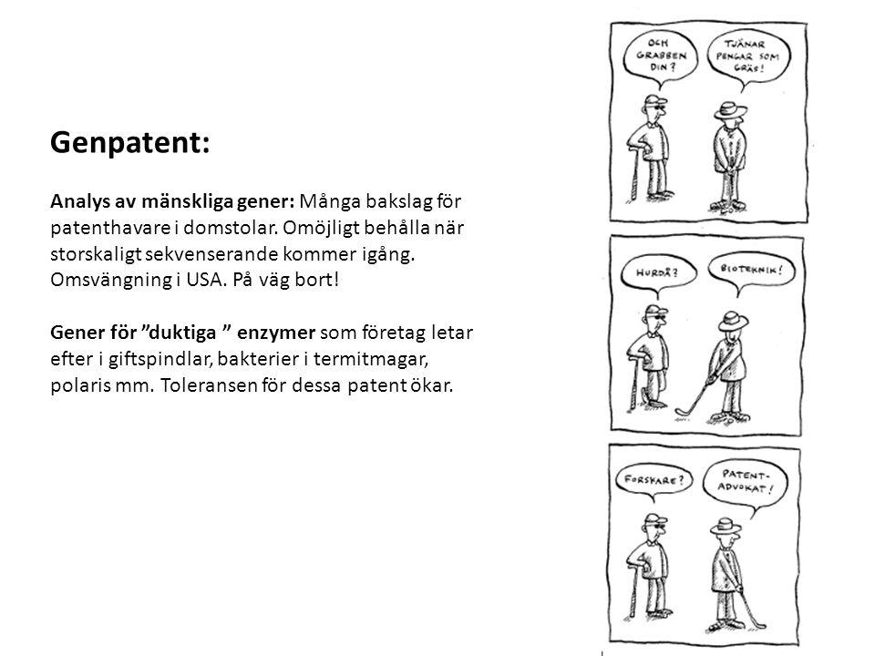 Genpatent: