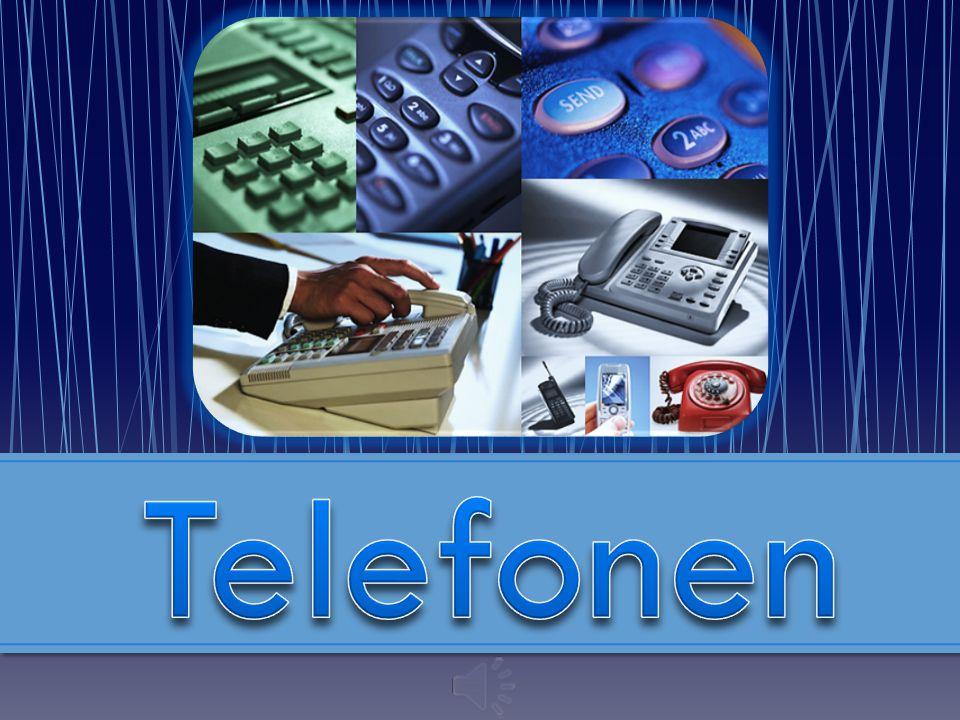 Telefonen