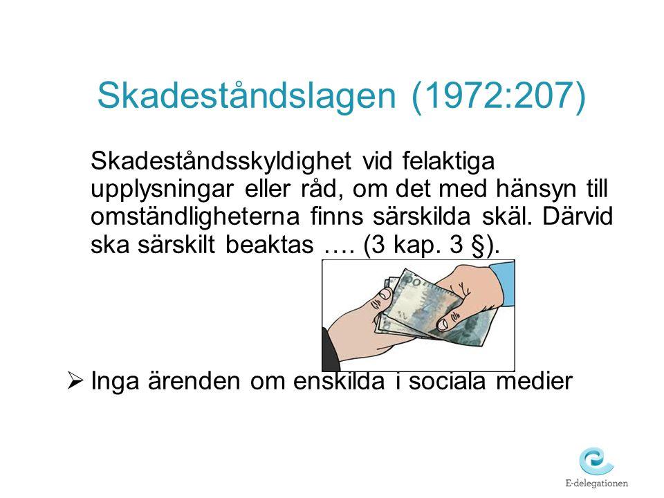 Skadeståndslagen (1972:207)