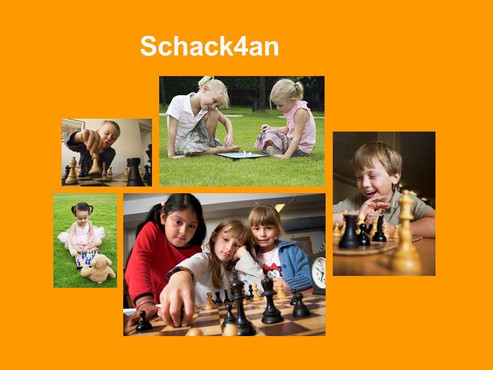 Schack4an Visionen om Schack4an – ett initiativ för att utveckla fjärdeklassarnas kreativitet, logik och koncentrationsförmåga.