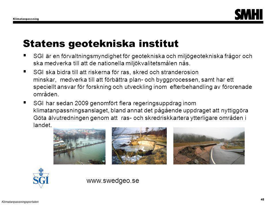 Statens geotekniska institut