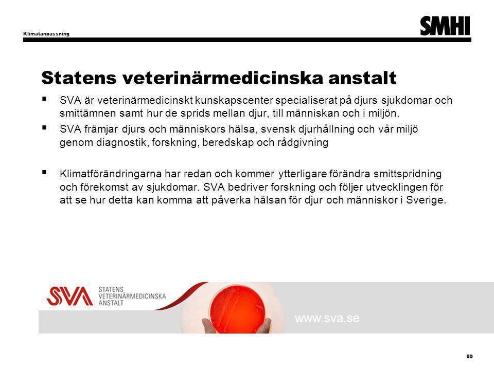 Statens veterinärmedicinska anstalt
