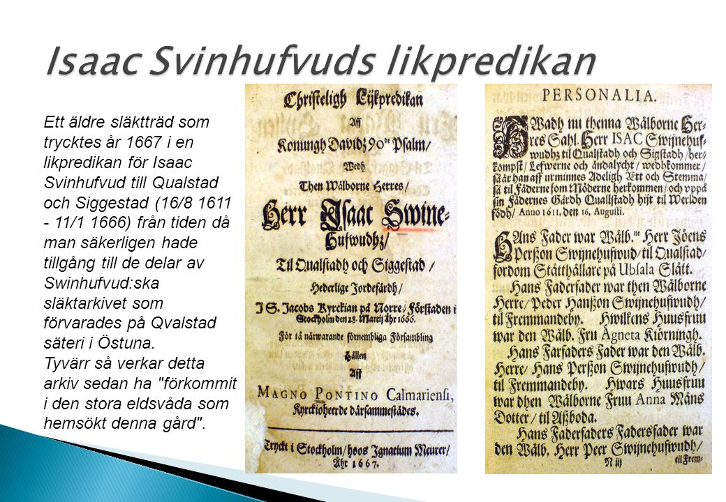Isaac Svinhufvuds likpredikan