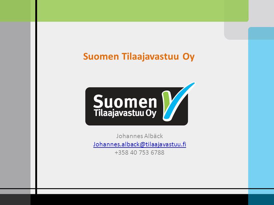 Suomen Tilaajavastuu Oy