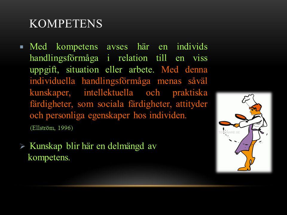 Kompetens