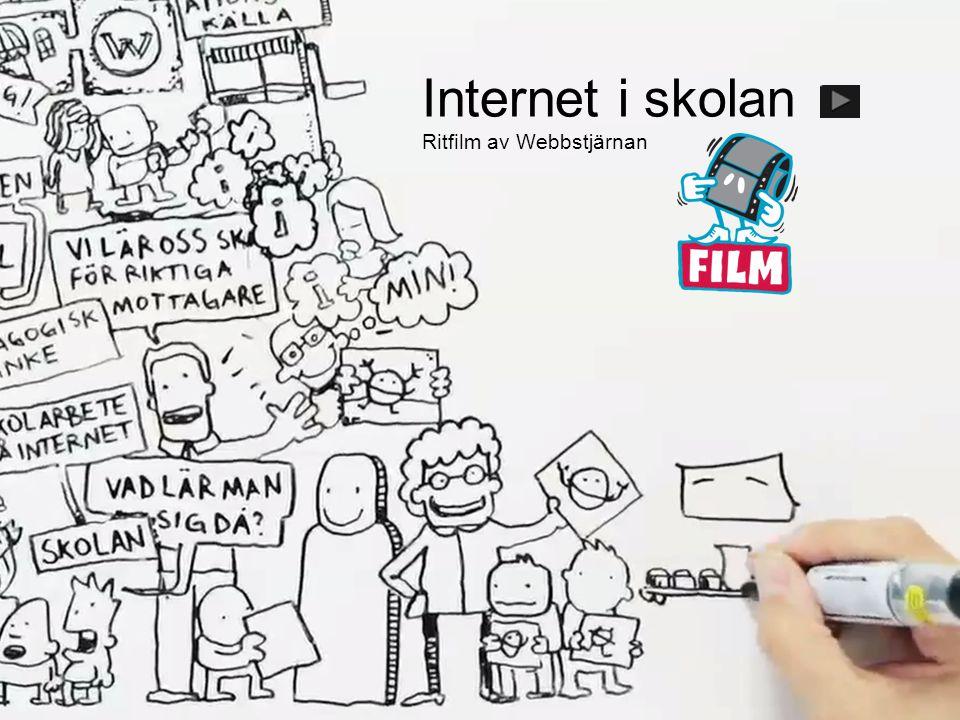 Internet i skolan Ritfilm av Webbstjärnan