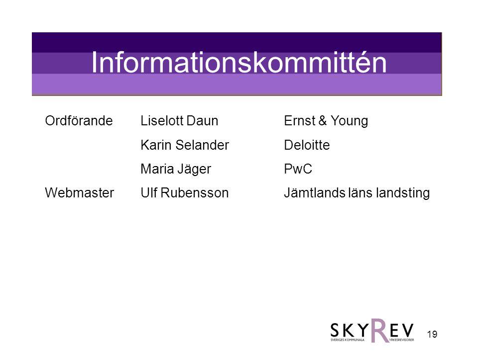 Informationskommittén