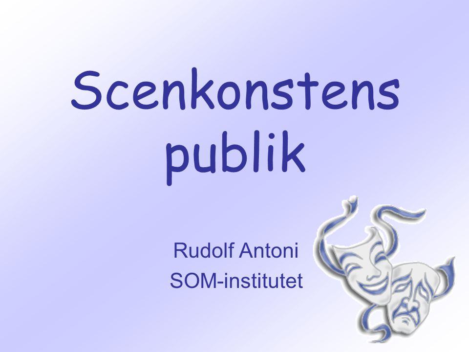 Rudolf Antoni SOM-institutet