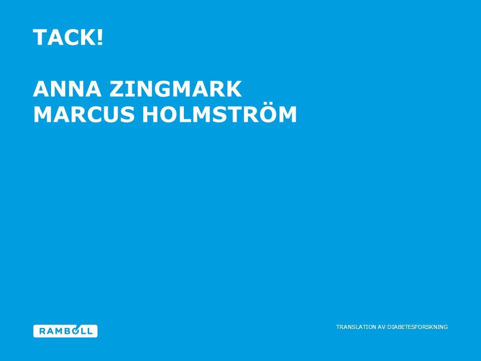 TACK!A NNA.ZINGMARK@r-m.com anna zingmark marcus holmström