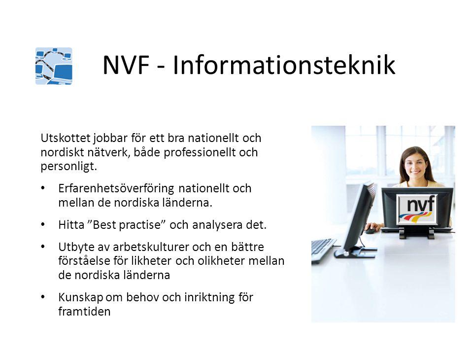 NVF - Informationsteknik