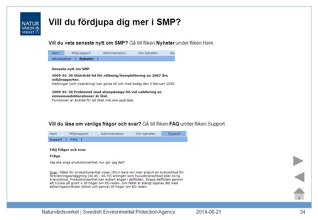Vill du fördjupa dig mer i SMP