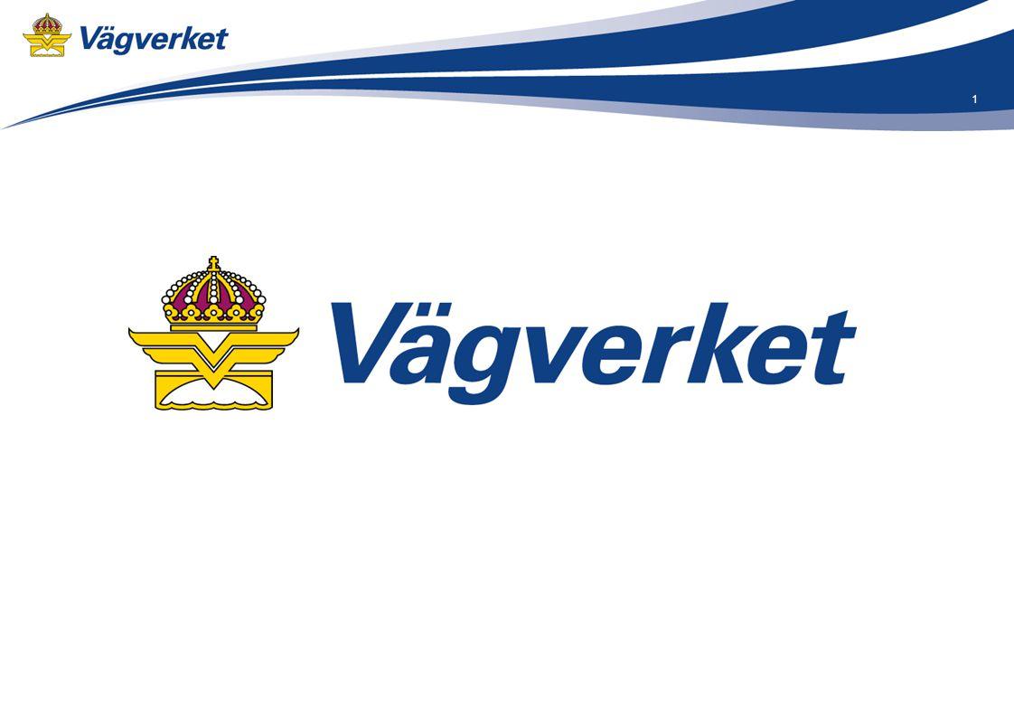 Vägverkets nya logotyp