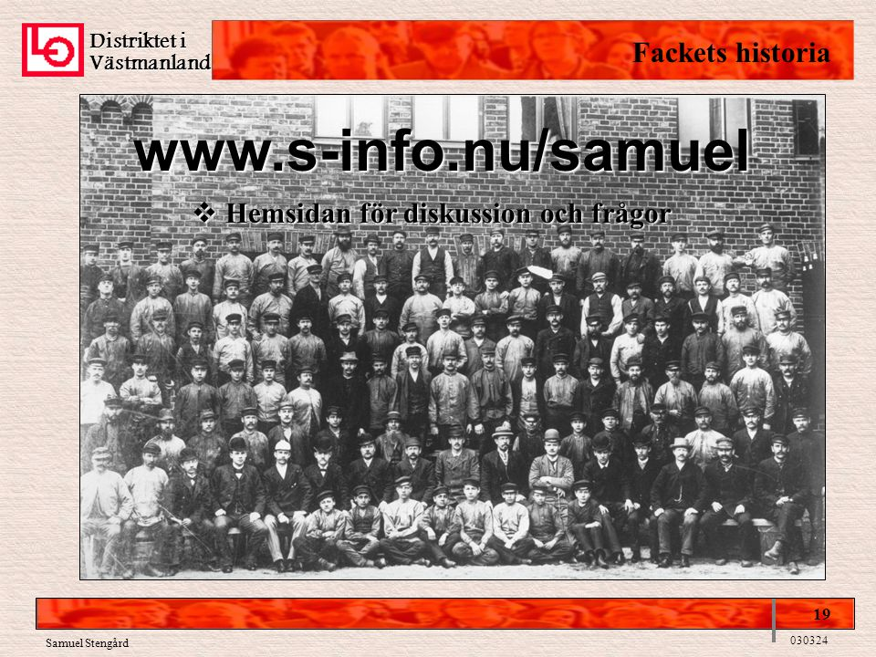 www.s-info.nu/samuel Fackets historia