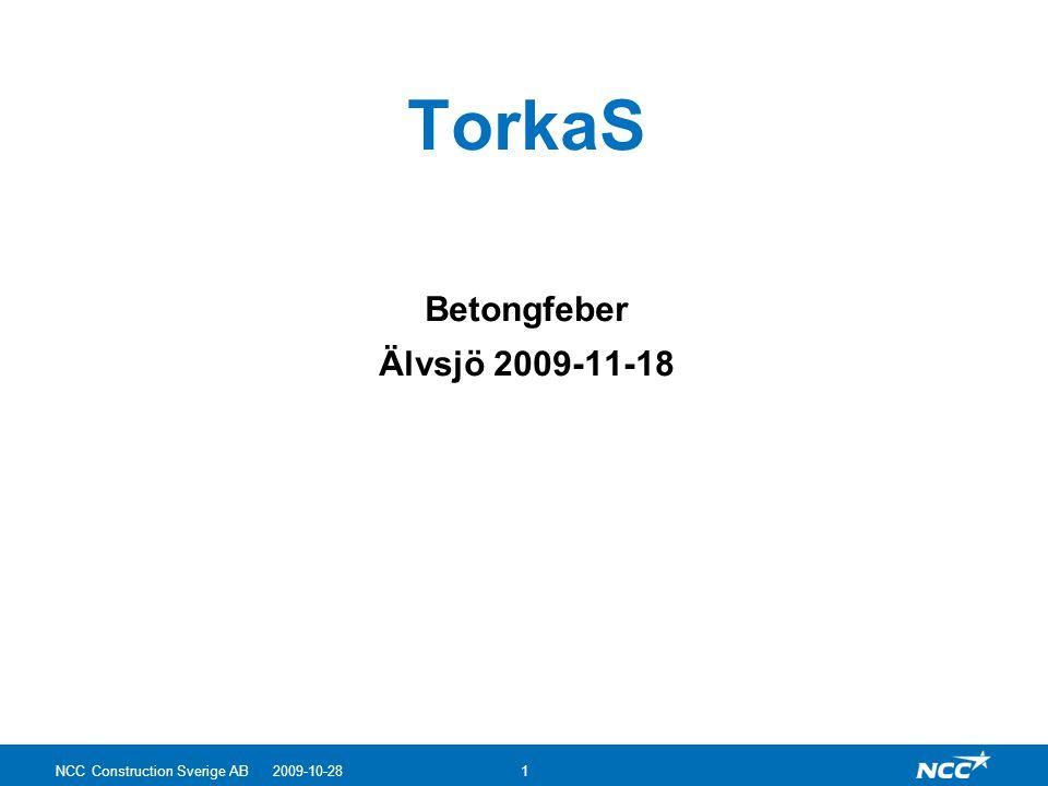 TorkaS Betongfeber Älvsjö 2009-11-18