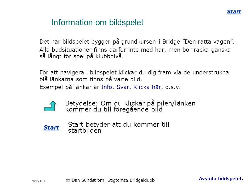 Information om bildspelet