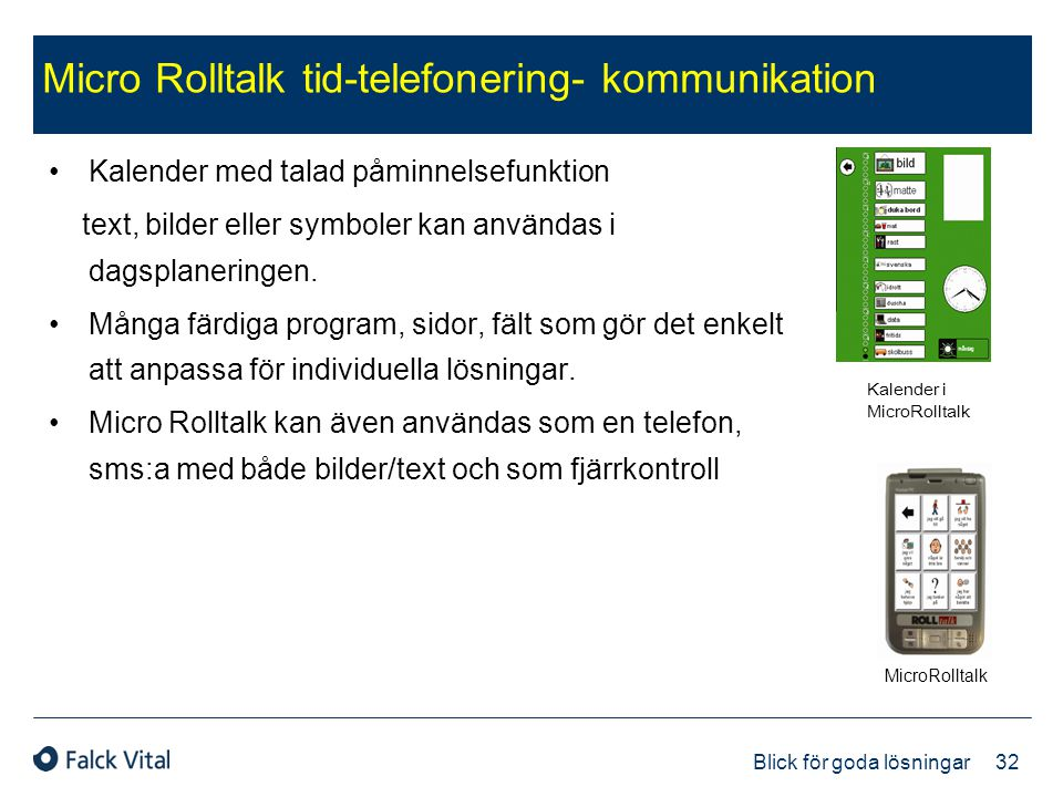 Micro Rolltalk tid-telefonering- kommunikation