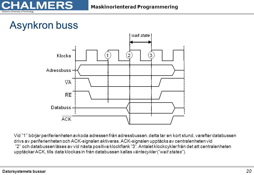Asynkron buss