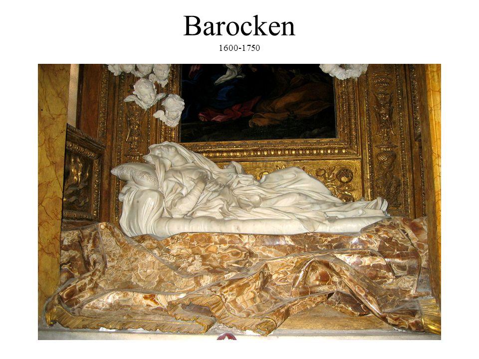 Barocken 1600-1750