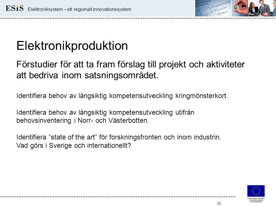 Elektronikproduktion