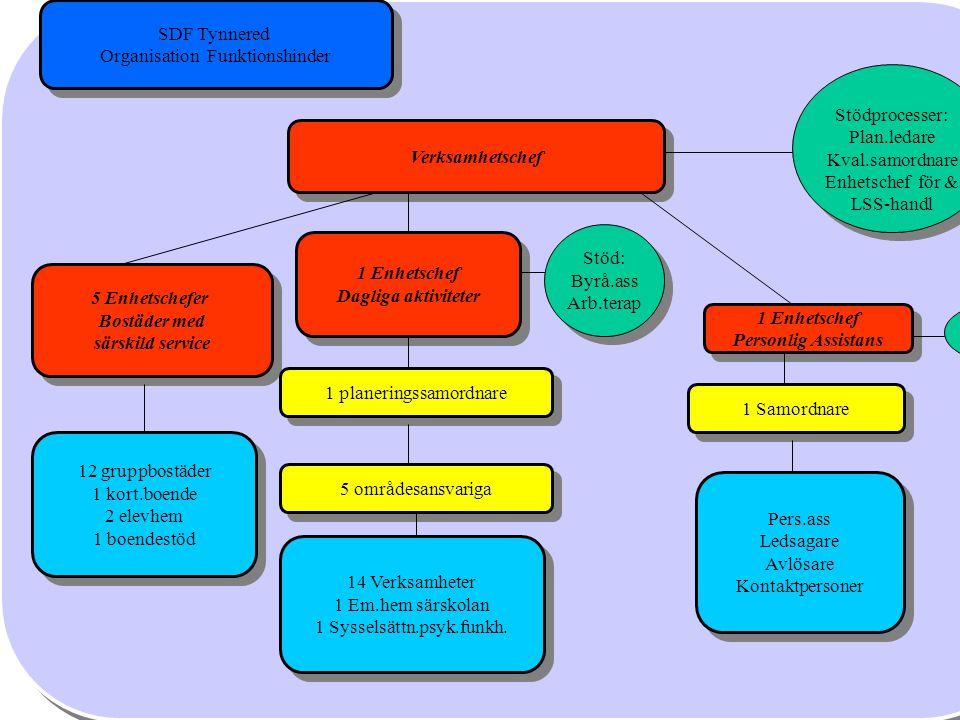 Organisation Funktionshinder