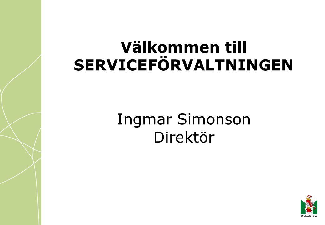 SERVICEFÖRVALTNINGEN