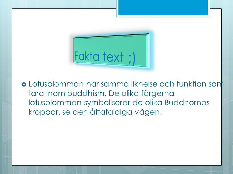 Fakta text ;)