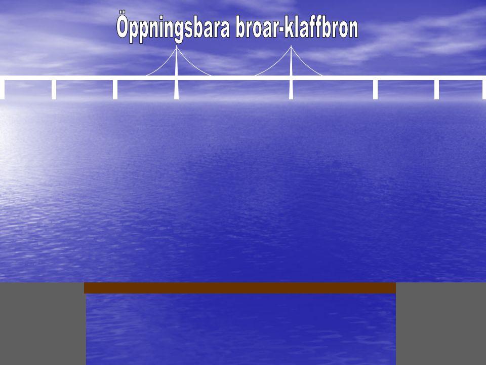 Öppningsbara broar-klaffbron
