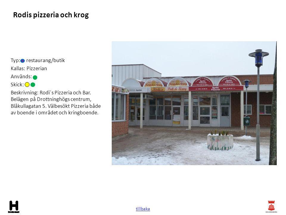 Rodis pizzeria och krog