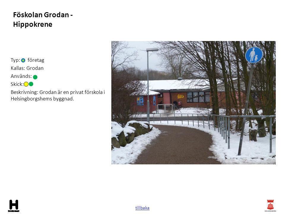Föskolan Grodan - Hippokrene