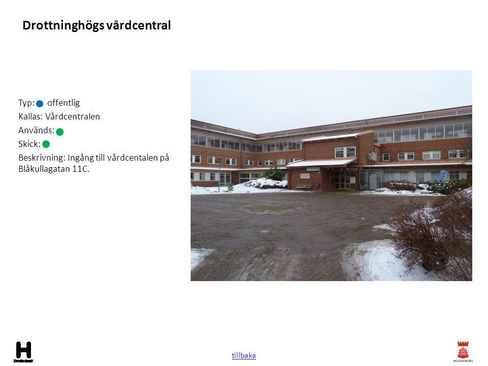 Drottninghögs vårdcentral