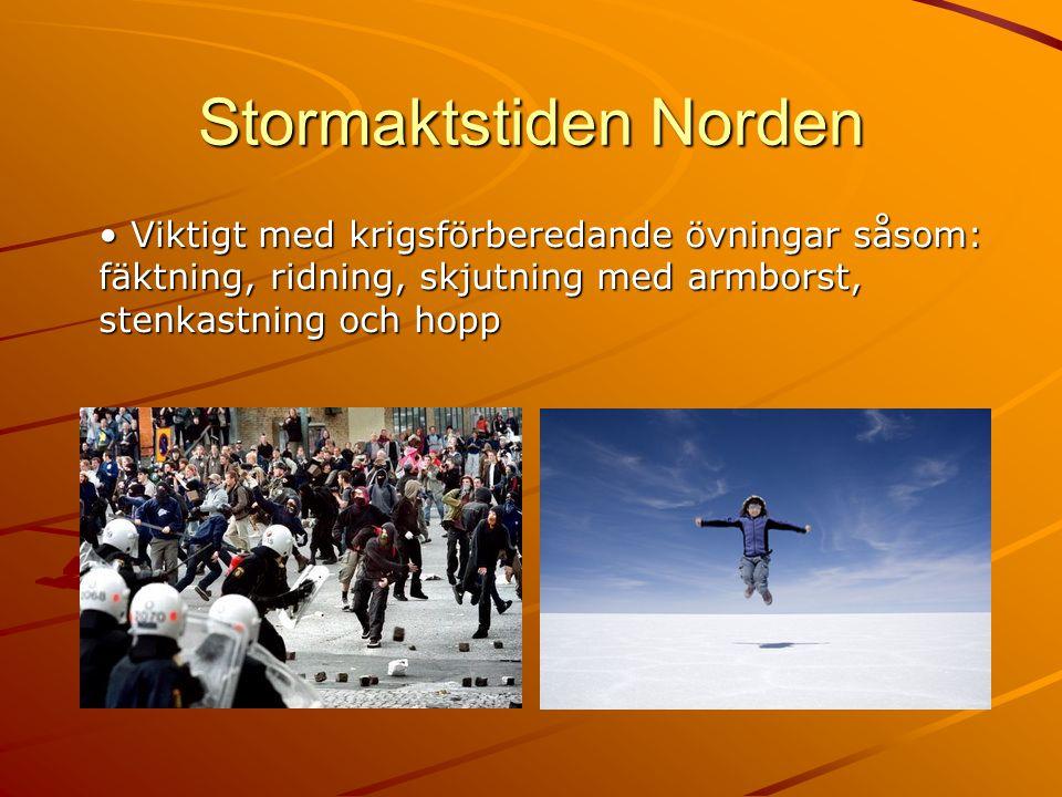 Stormaktstiden Norden