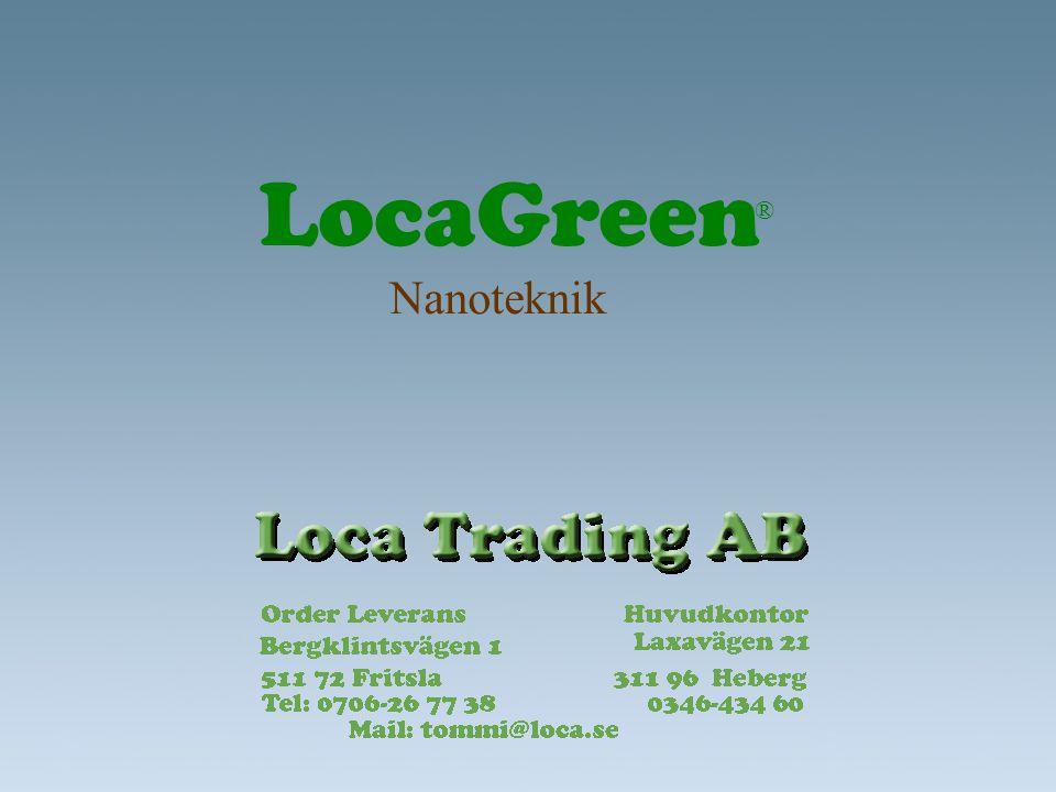 LocaGreen Nanoteknik ®