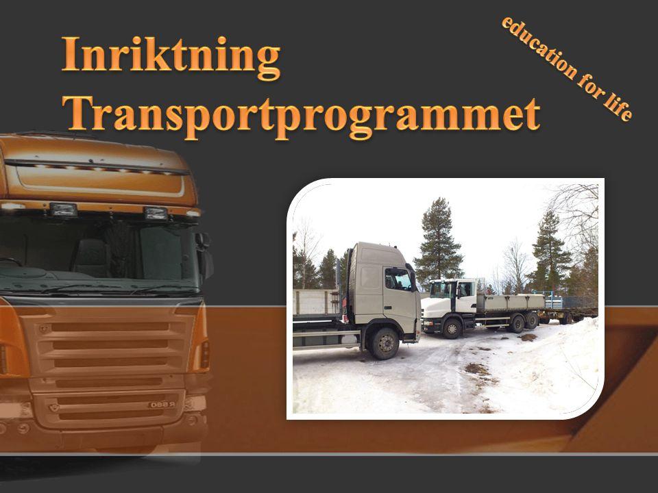 Inriktning Transportprogrammet