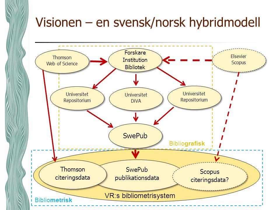 Visionen – en svensk/norsk hybridmodell