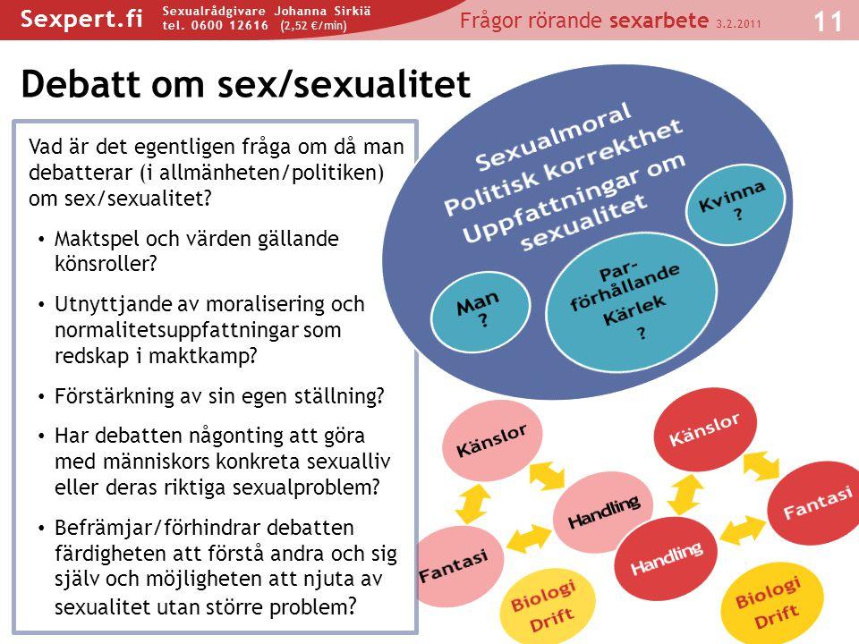 Uppfattningar om sexualitet