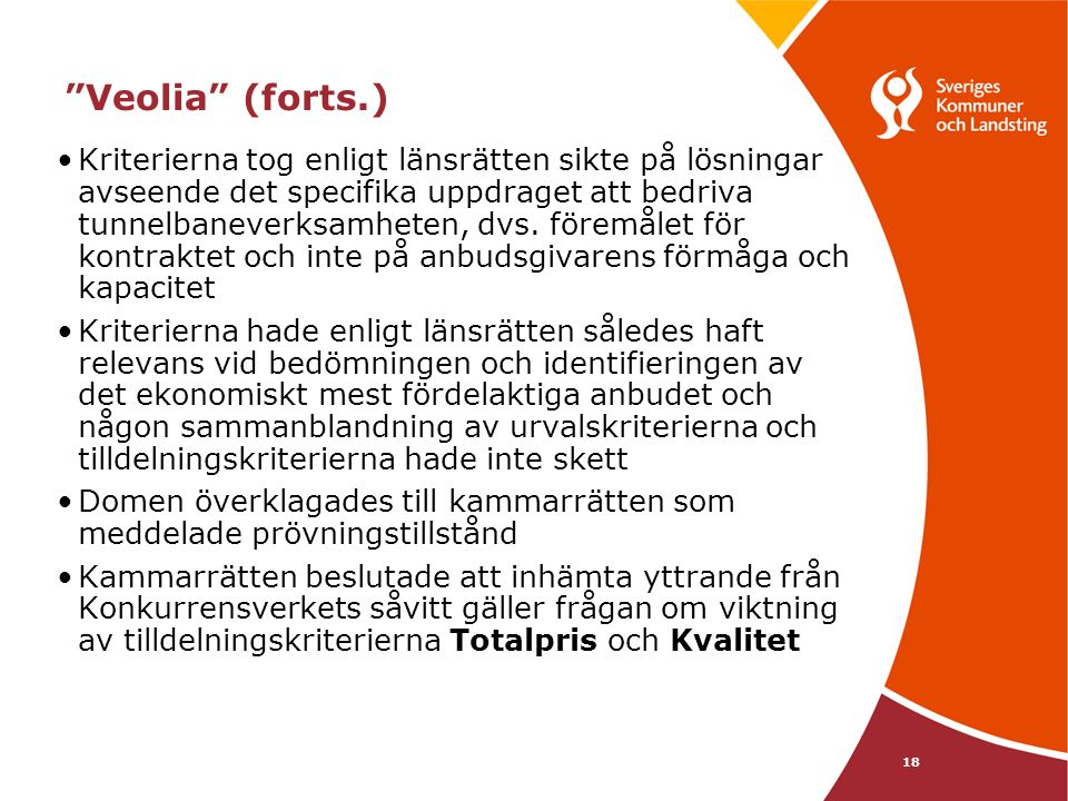 Veolia (forts.)