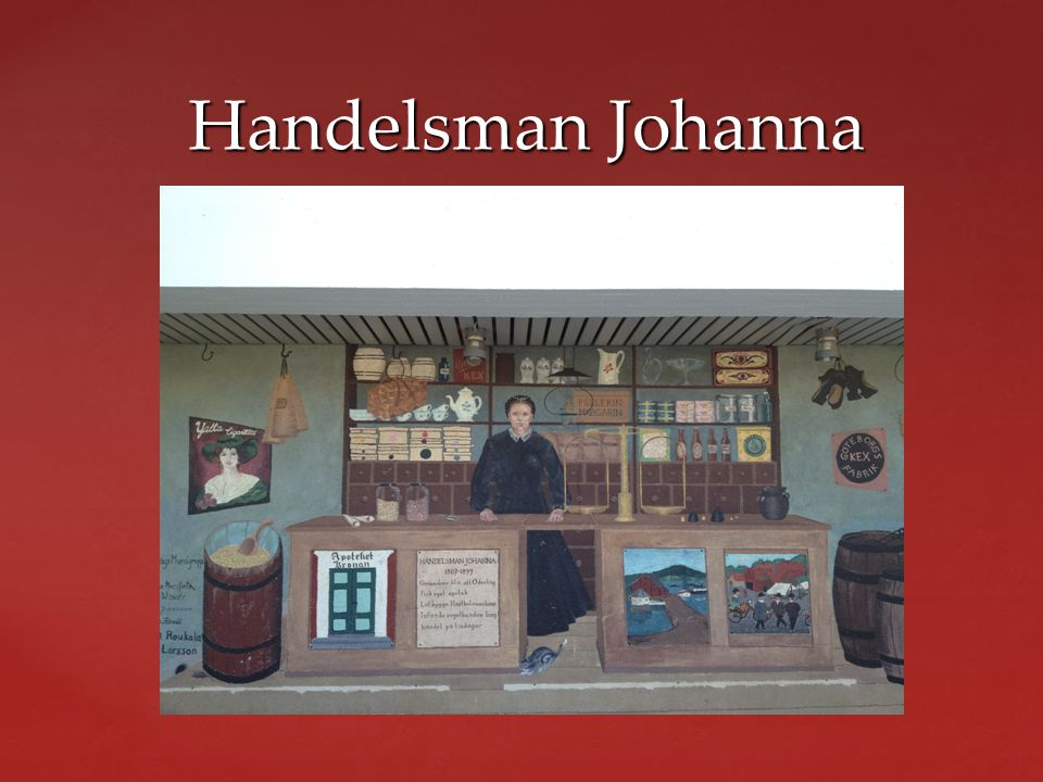 Handelsman Johanna