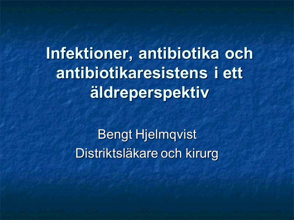 Bengt Hjelmqvist Distriktsläkare och kirurg