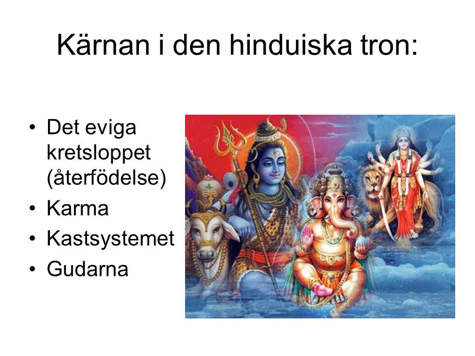 Kärnan i den hinduiska tron: