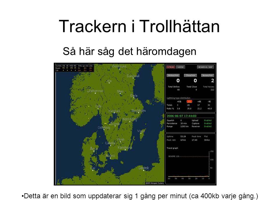 Trackern i Trollhättan