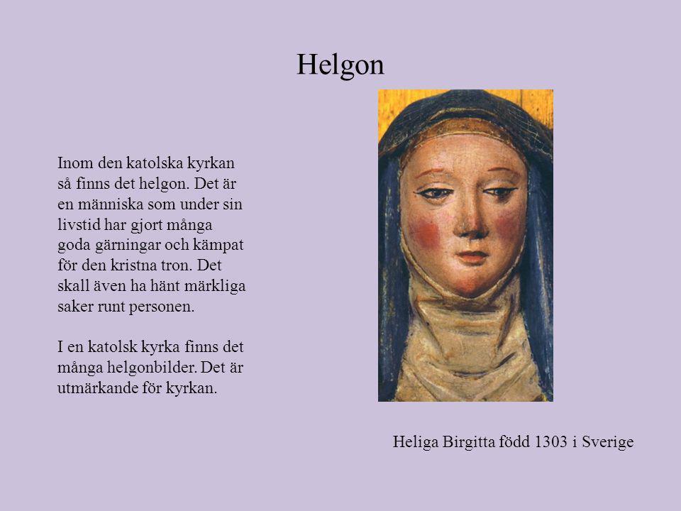 Helgon