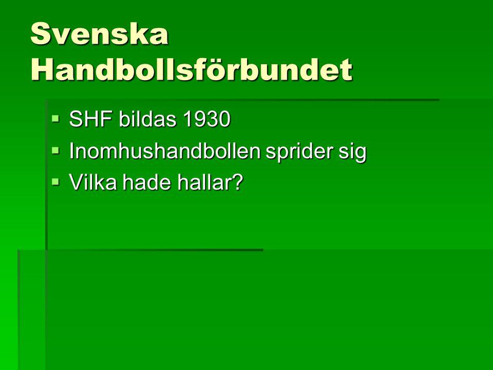 Svenska Handbollsförbundet