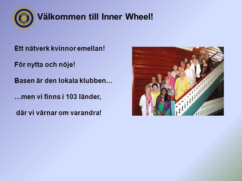 Välkommen till Inner Wheel!