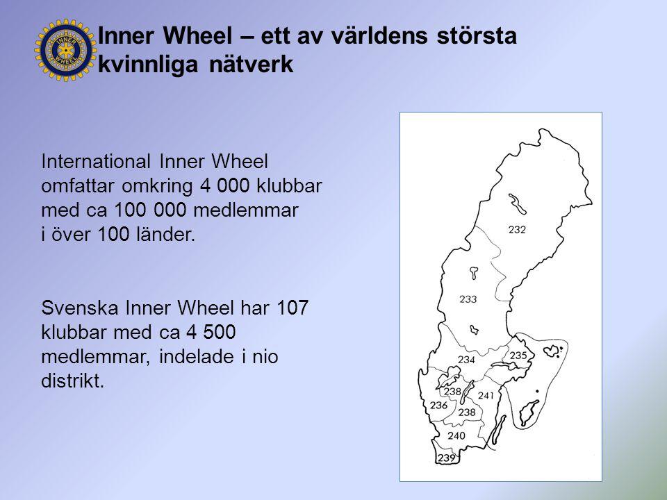 Inner Wheel – ett av världens största kvinnliga nätverk