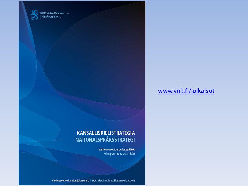 www.vnk.fi/julkaisut