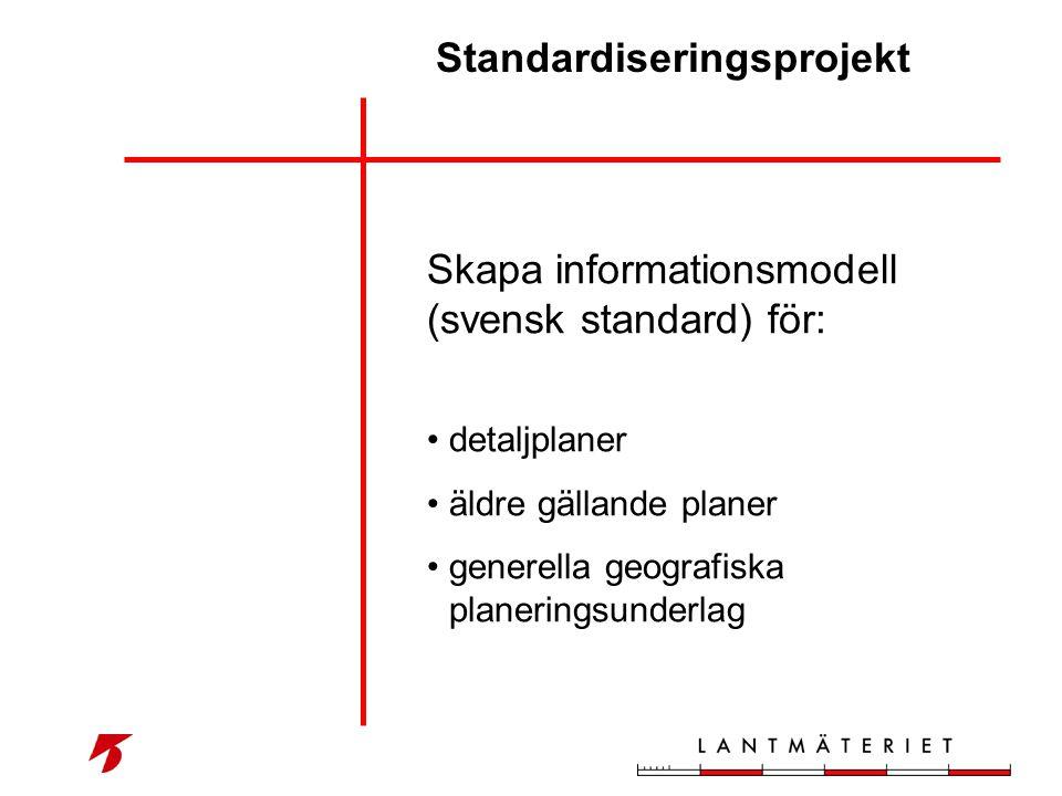 Standardiseringsprojekt