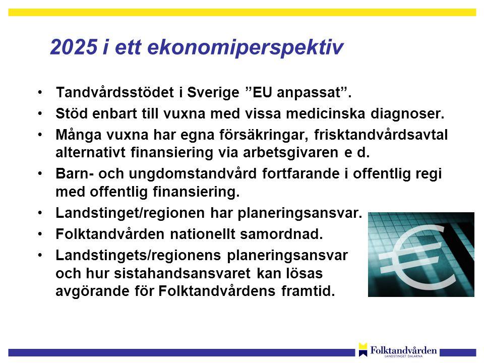 2025 i ett ekonomiperspektiv