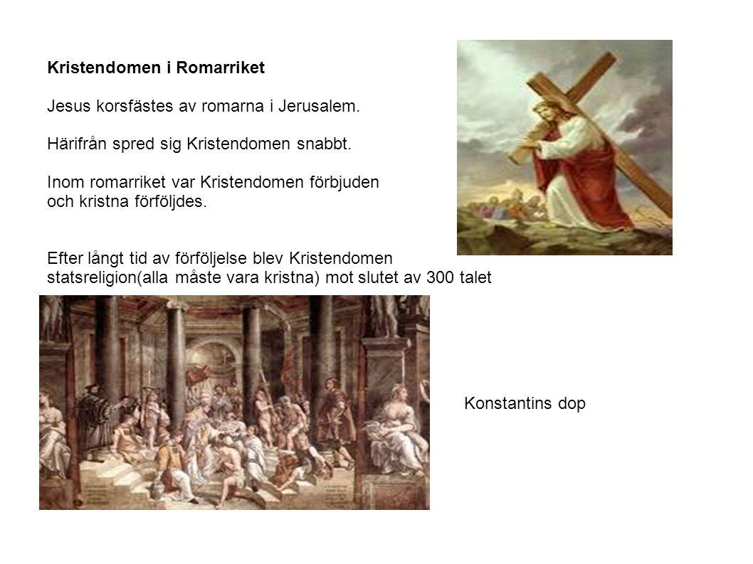 Kristendomen i Romarriket